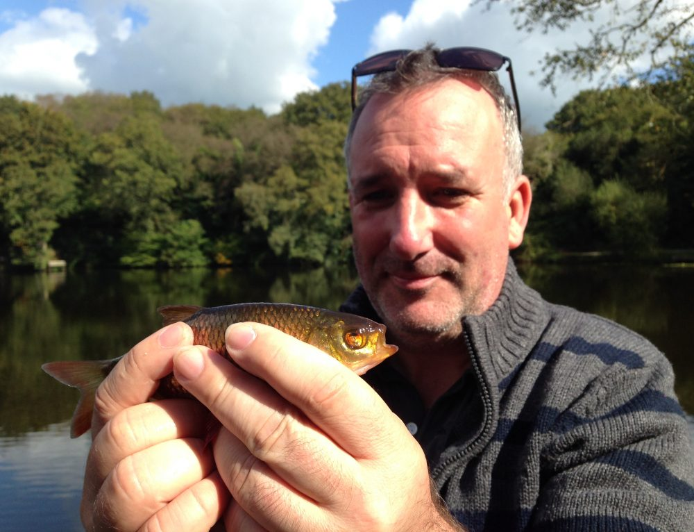 Fishing for Positive Mental Health