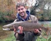 Salmon fishing in Cornwall