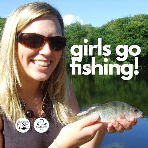 Girls Go Fishing!