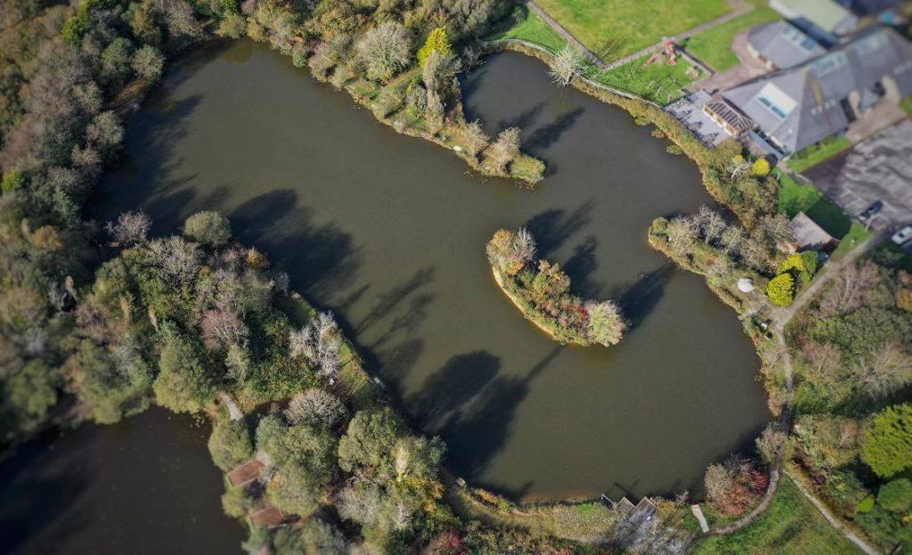 Waterside Fishery_Long Island_Aerial VIew